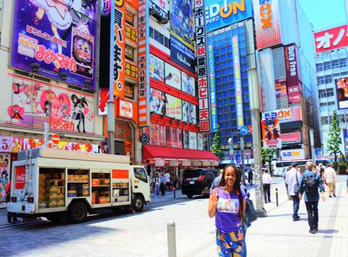 20 things in Tokyo.