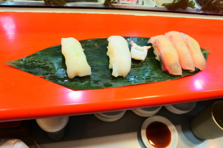 Japanese Sushi, Tokyo