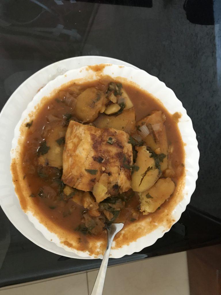 Rwandan food