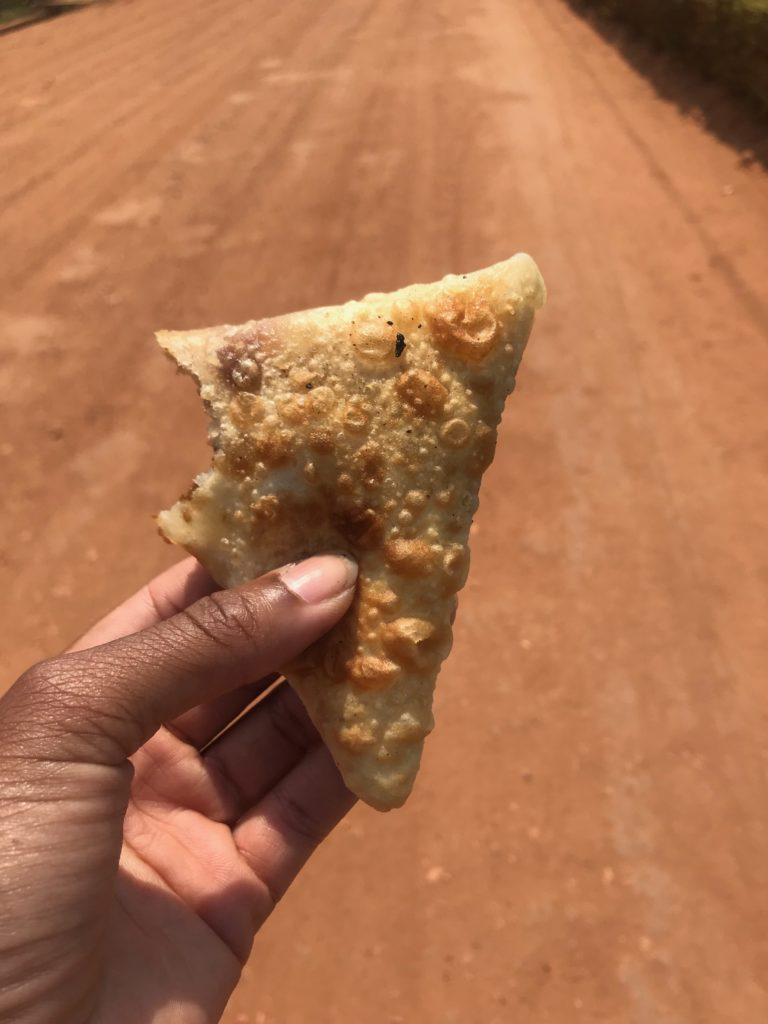 Potato Samosa Rwanda